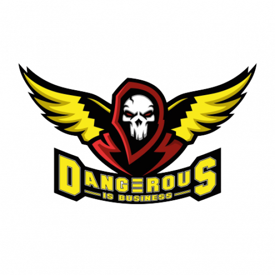 Dangerous is Business  Logo
