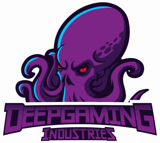 Deep Gaming Industries  Logo