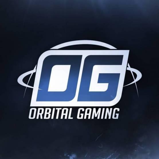 Orbital Gaming Team Severity  Logo