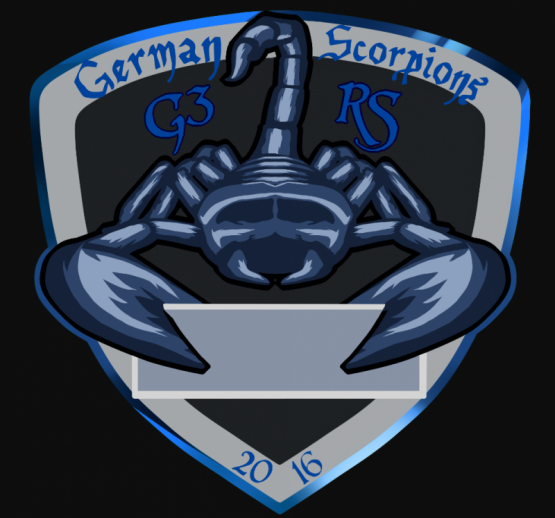 German Scorpions Logo