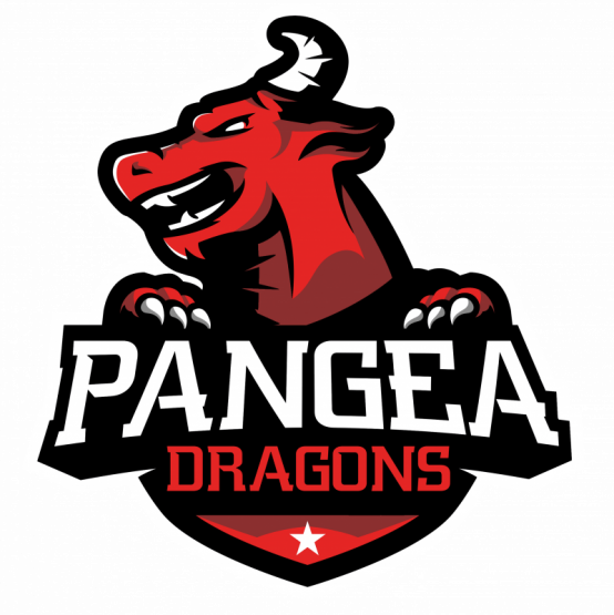PanGea Dragons Logo