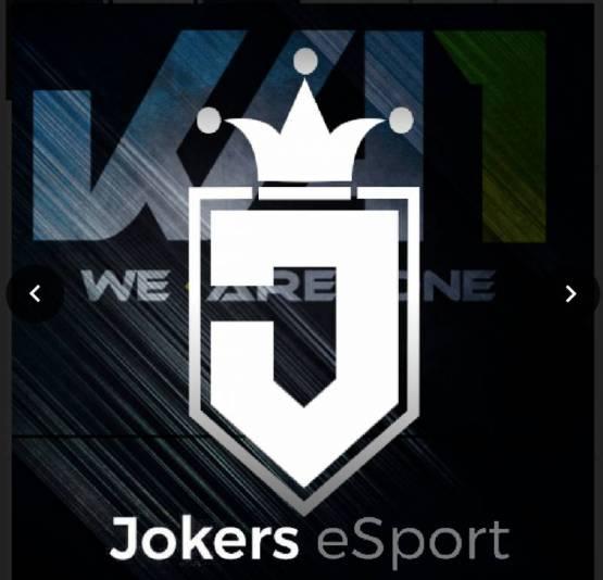 WA1 Jokers esports Logo