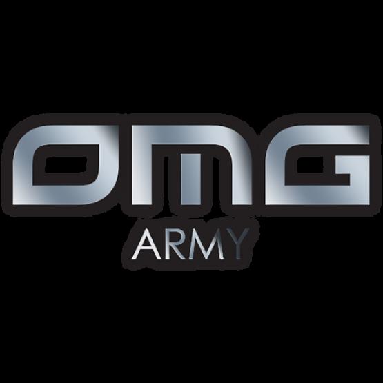 OMG Legends Logo