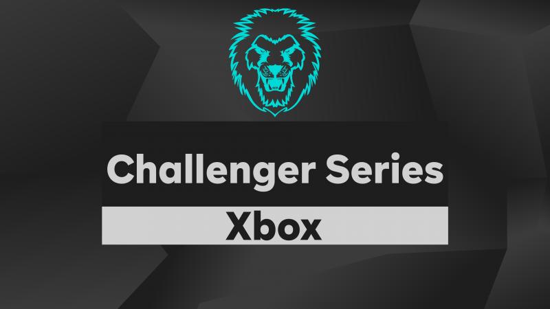 Logo Liga German Challenger Series #1 Xbox