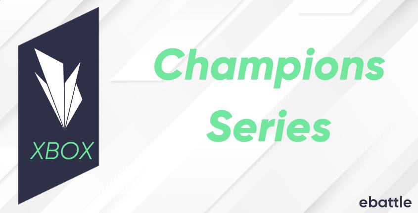 Logo Liga ebattle Champions Series #4 XBOX