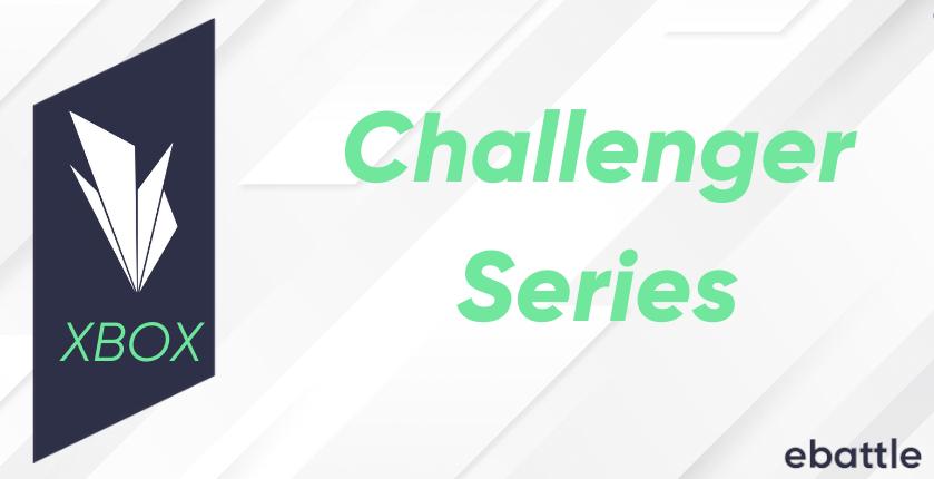 Logo Liga ebattle Challenger Series #4 XBOX