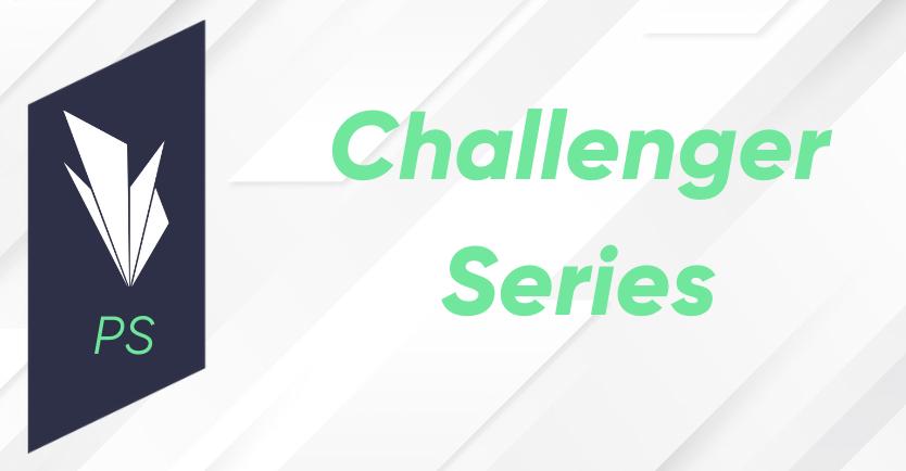 Logo Liga ebattle Challenger Series #4 PS