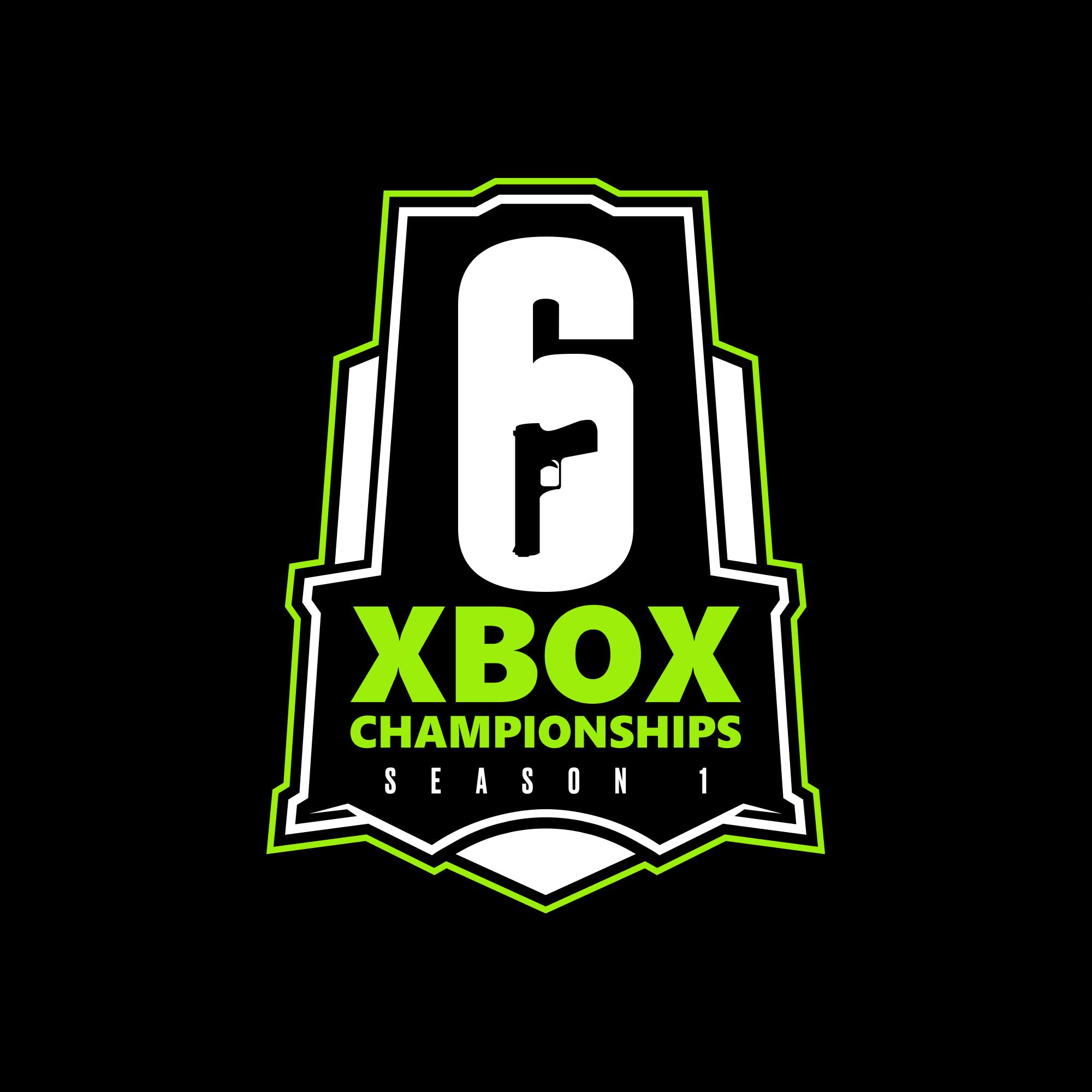 Logo Turnier R6S Xbox Championships Season #1 [Quali 1]