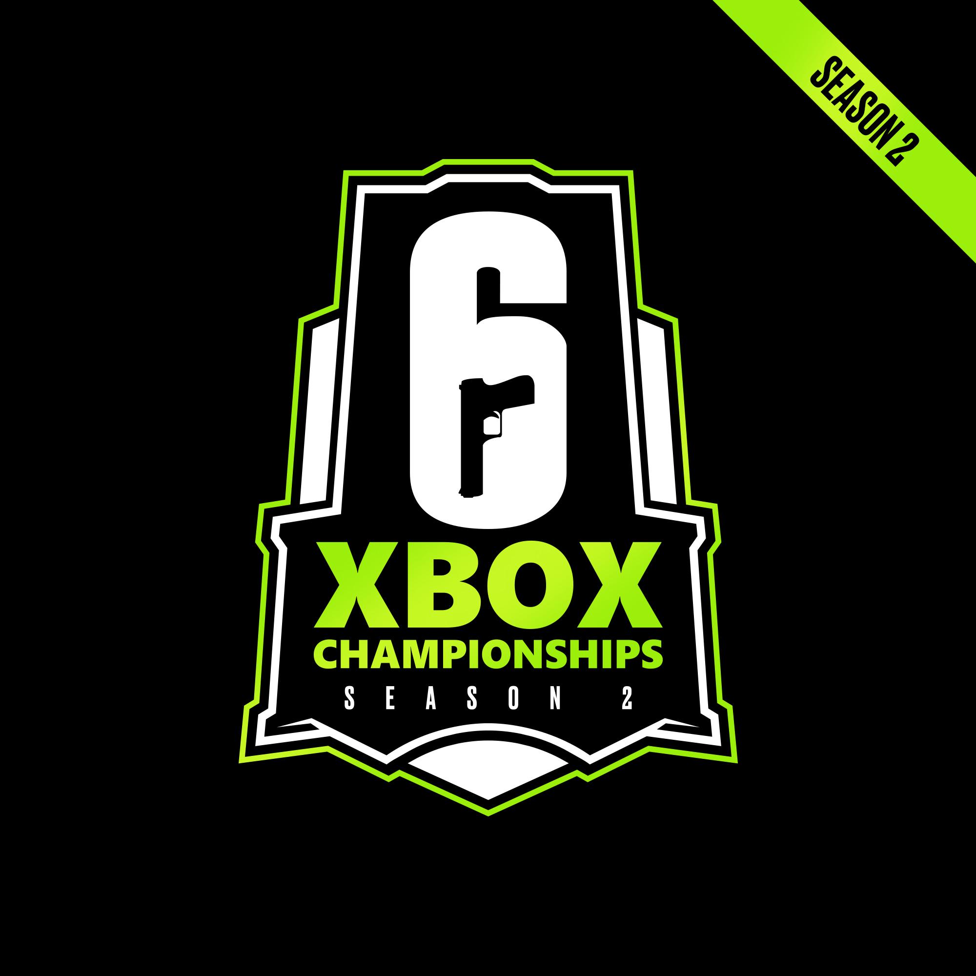 Logo Turnier R6S Xbox Championships Season #2 [Quali 1]
